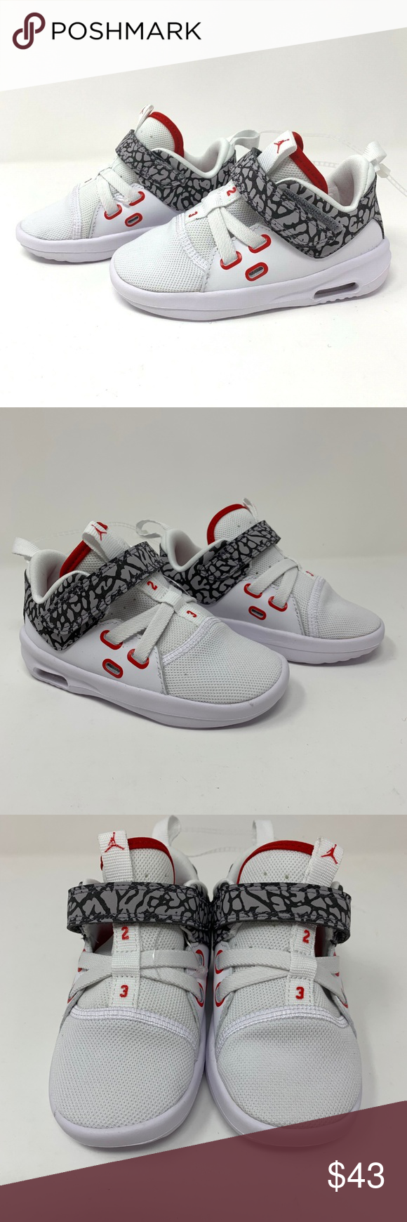 cheap for discount 3b2a2 33fa0 Nike Air Jordan First Class Boys Toddler Size 8C Nike Air ...