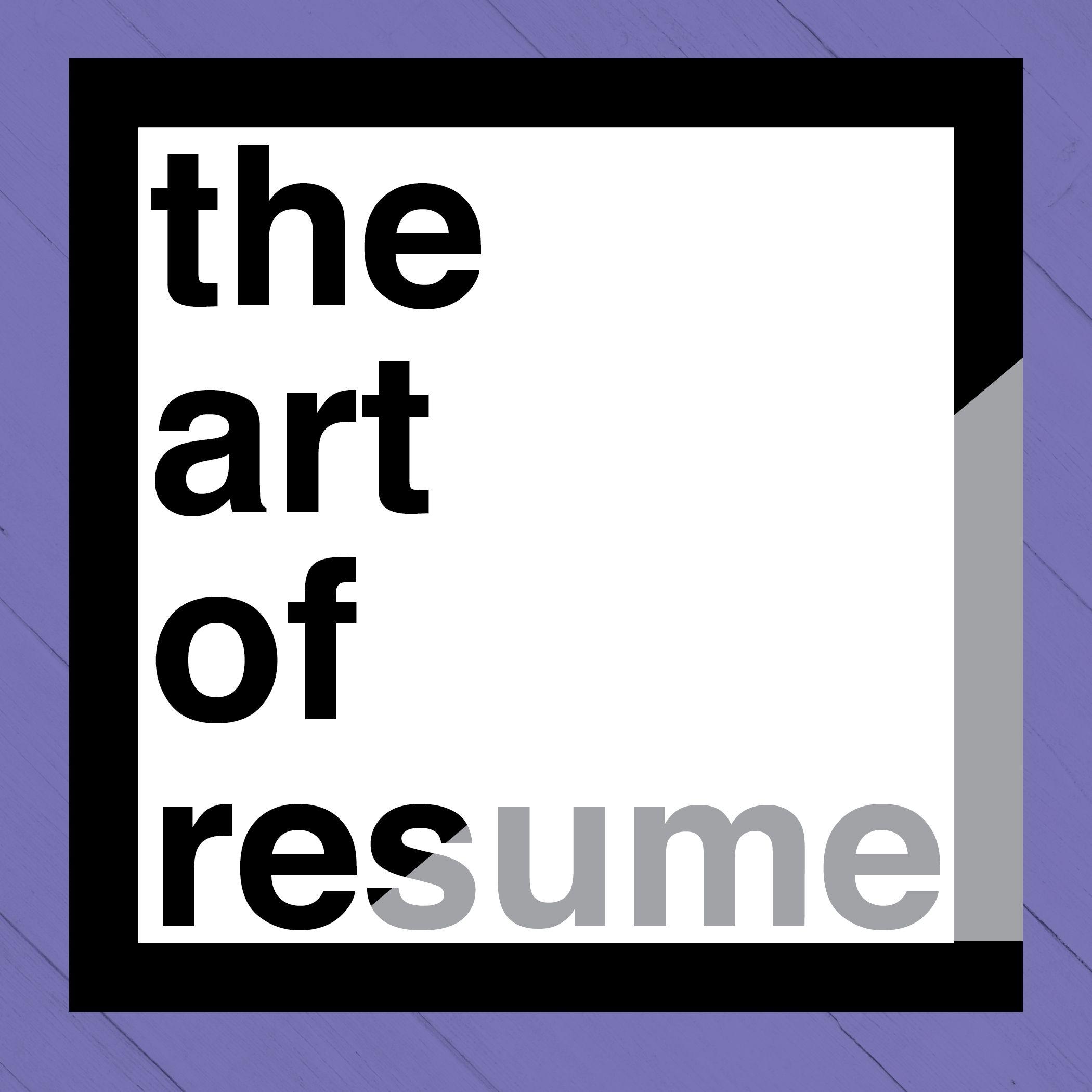 modern resumes 2018