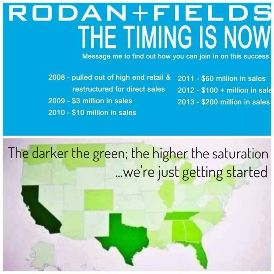 """We haven't even SCRATCHED the SURFACE! I am looking for MORE Independent Consultants to join my team. Product demand in the USA is sky rocketing! Who wants to be their own boss, work from home in part time hours or work this in to their full time career? As Harvard Business School Stated, ""It's a once in a lifetime opportunity."" Want the facts? message me indra.arman@gmail.com http://iarman.myrandf.biz"