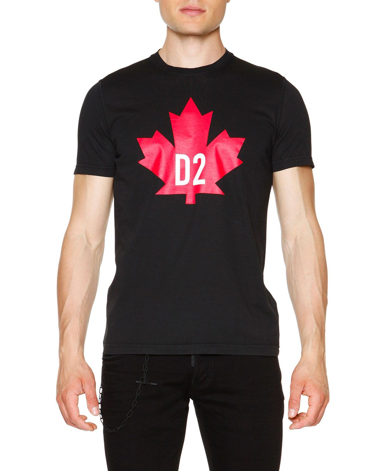 51bcc208be7 Maple Leaf Short-Sleeve Graphic T-Shirt