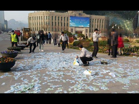Ở Hàn Quốc dù bạn có ném tiền ra đường cũng chẳng ai thèm nhặt - Chuyện ...