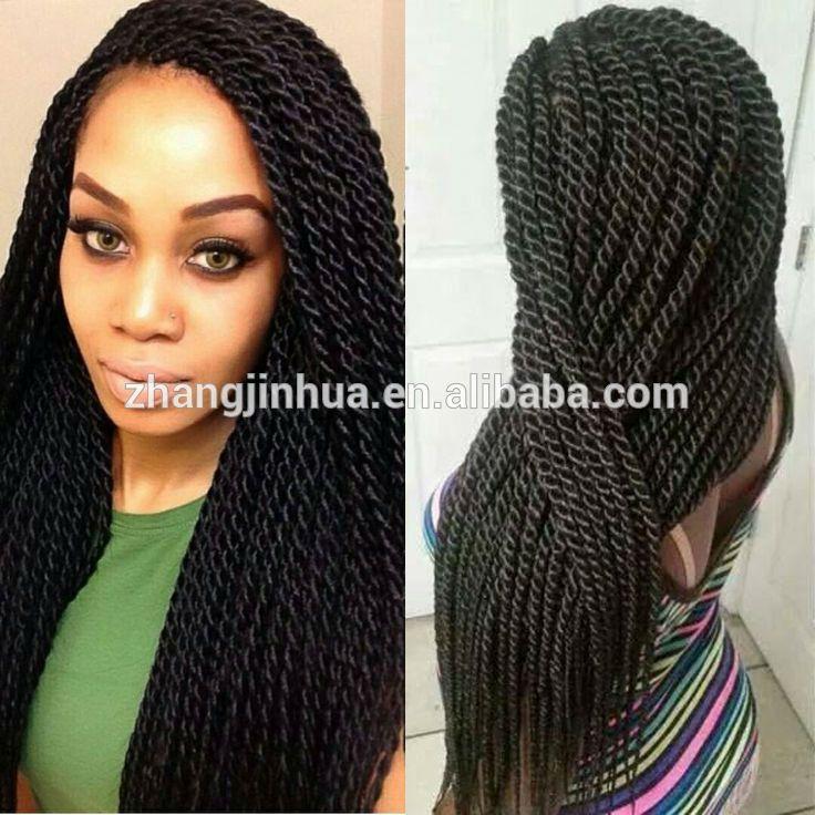 Ali Baba Expression 100 Human Hair Braiding Hair Box Braid Wig