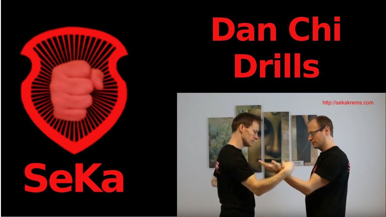 Wing Chun Dan Chi Drills (Trainingseinblick)