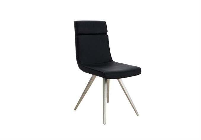 Kross Black Dining Chair At Furniture Village Room From