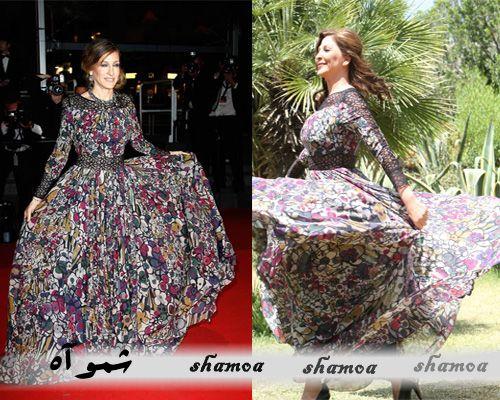Elissa style in new clip & Looks - منتديات شمواه|SHAMOA FORUM ®