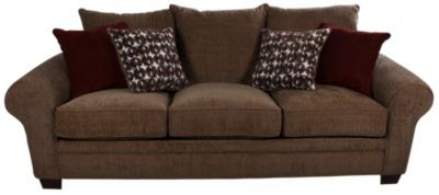 Homemakers Furniture: Sofa: Corinthian Inc.: Living Room: Sofas
