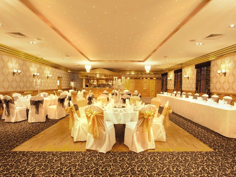 The Parkville Hotel Is A Beautiful Wedding Venue In Blantyre Glasgow