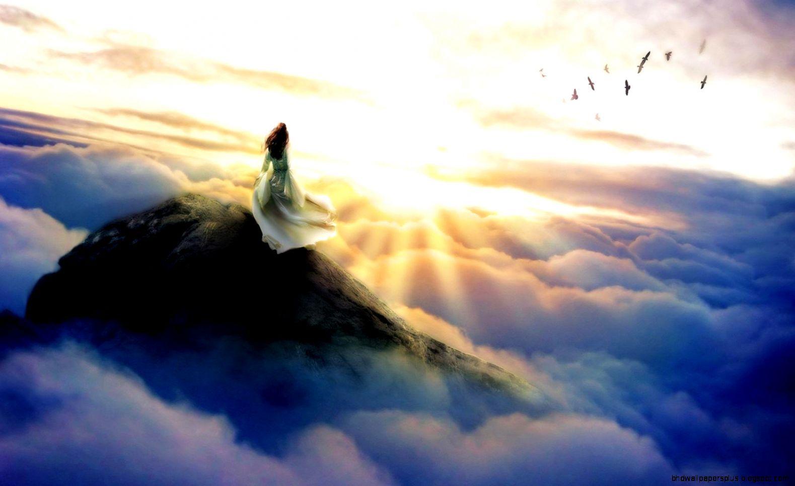 Heaven Background Heaven Wallpaper Hd Wallpapers Plus Heaven Wallpaper Angels In Heaven Why We Dream