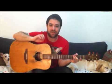 How to Find the Chords of any Key in 5 Seconds - Guitar Lesson ...