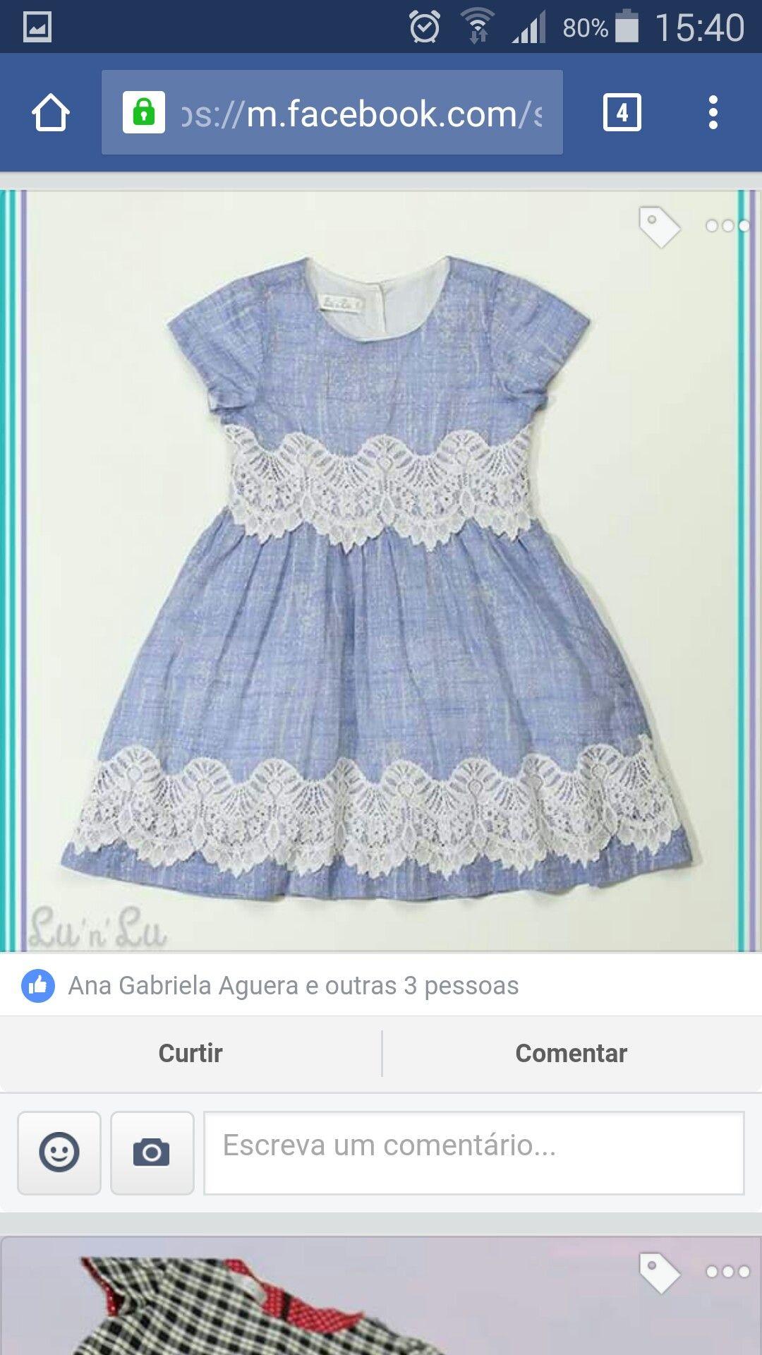 Pin de Faby Terrazas en Vestidos | Pinterest | Vestidos de niñas ...