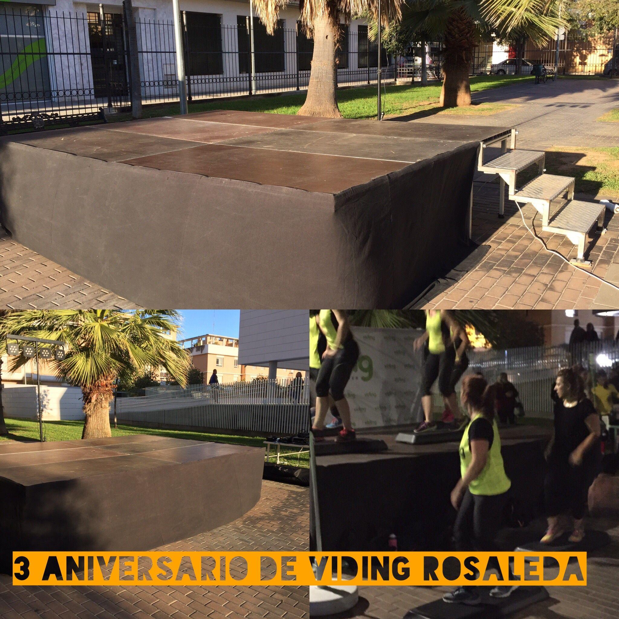Gracias al centro deportivo Viding Rosaleda 🏊 ♀ 🏋 ♀️de  Sevilla 2f450ff2f9c70