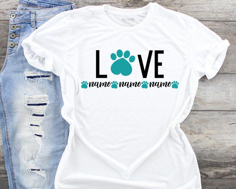 Dog Lover Shirt Dog Mom Shirt Cat Mom Shirt My Best Friends Have Paws Shirt Dog Shirt Cat Shirt Dog Lover Gift