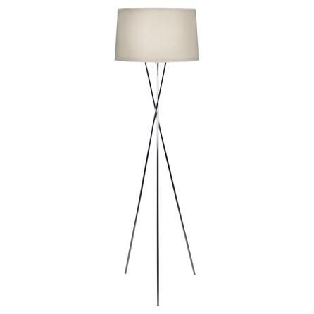 Tripod floor lamp dunelm like this as has metal legs not too much clashing wood types