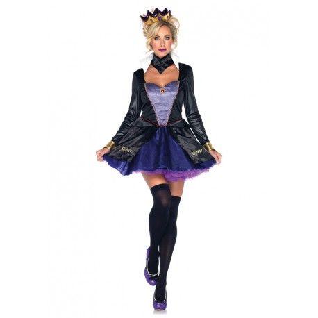 Disfraz de Reina Malvada Disfraz de Maléfica