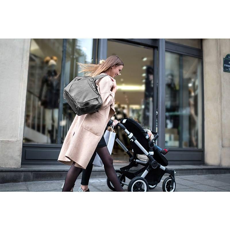 D'un city Le baby fashionmom L'allure Langer À fashion babymoov Sac mybagmystyle Vrai Main City wqxaUPX