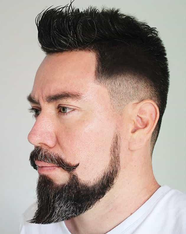 Pin On Mustache Styles