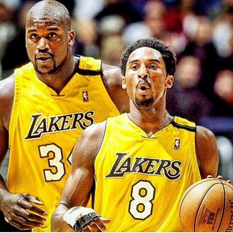 Shaq and Kobe  e25a3b0a5