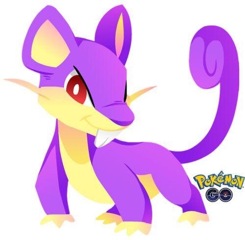 Imagen Rattata (2) de Pokémon Go