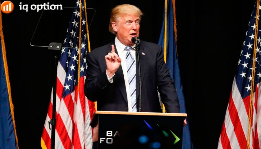 IQ Option Trump 5 Key Market Moving Promises http://iqoptionunitedkingdom.co.uk/iq-option-trump-5-key-market-moving-promises/  IQ Option Trump 5 Key Market Moving Promises IQ Option Trump 5 Key Market Moving Promises. Today President-elect Donald Trump will be sworn-in as the 45th President of the United States and the world is poised in the anticipation over the future trajectory of the nation. Getting ready. With the presidential inauguration looming, stocks have slightl