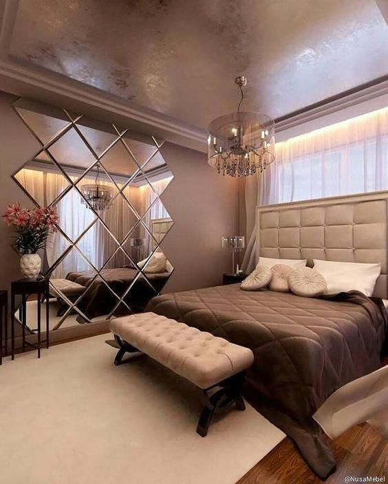 Photo of Discover design ideas for the master bedroom curated by Boca do