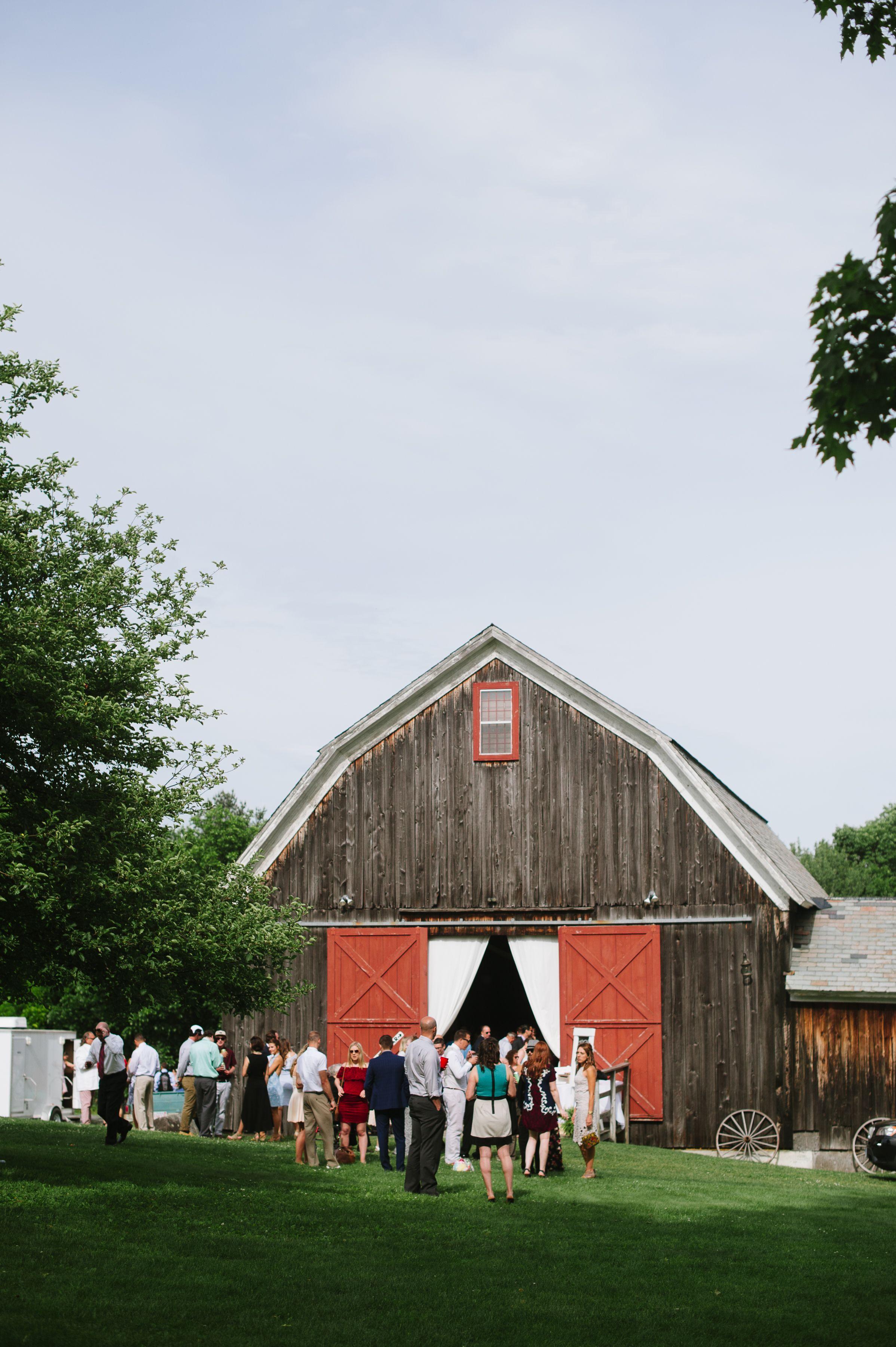 Barn Wedding. Olivia Gird Photography. Western MA Wedding ...