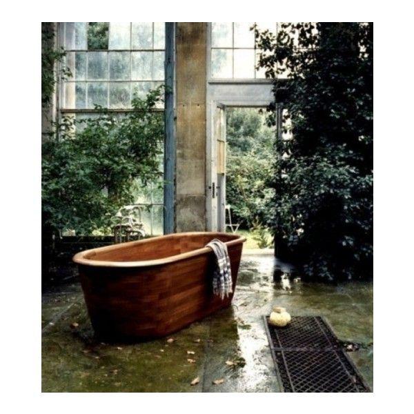 Bathrooms via Polyvore