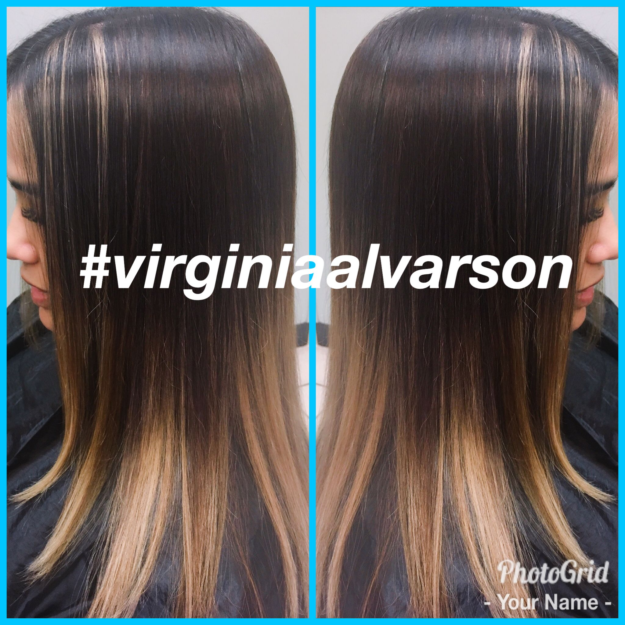 Pin by virginia alvarson on hair color pinterest hair coloring