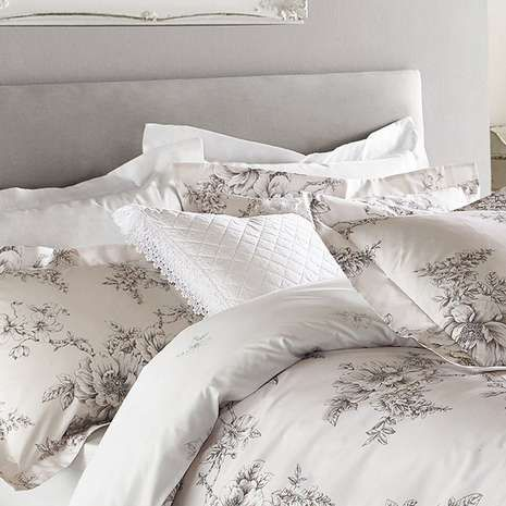 Holly Willoughby Henrietta White Cushion Dunelm With Images