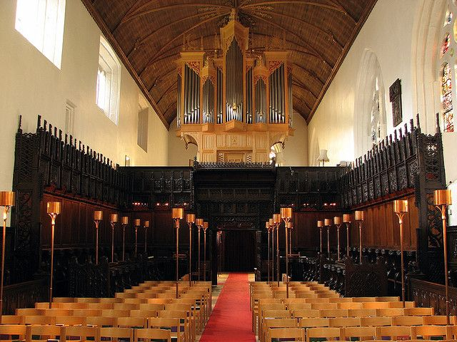 King S College Chapel Aberdeen With Images Chapel King S