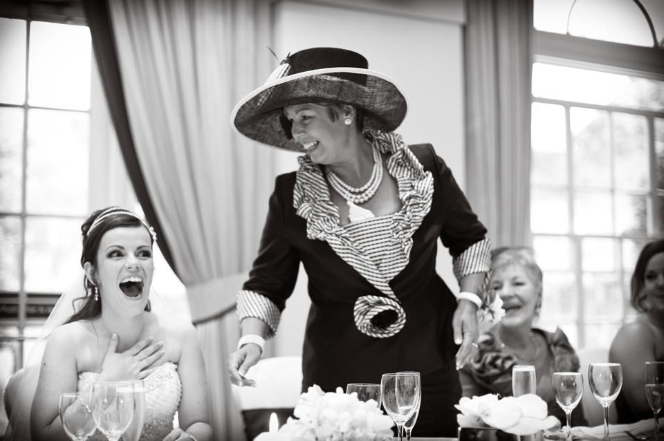 Find Here Our Special Mother Of The Bride Speech Template