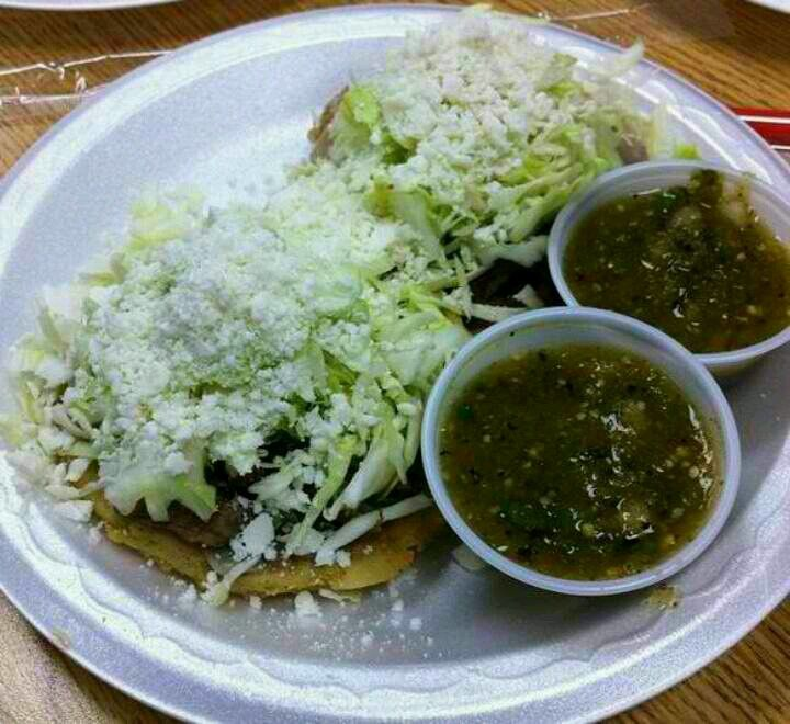 c2278af4c4db KING TACO...love the asada sopes with green sauce!!!!