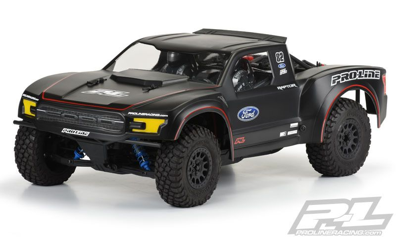 Axial Yeti With Proline Racing S Ford Raptor Body Show Us Your