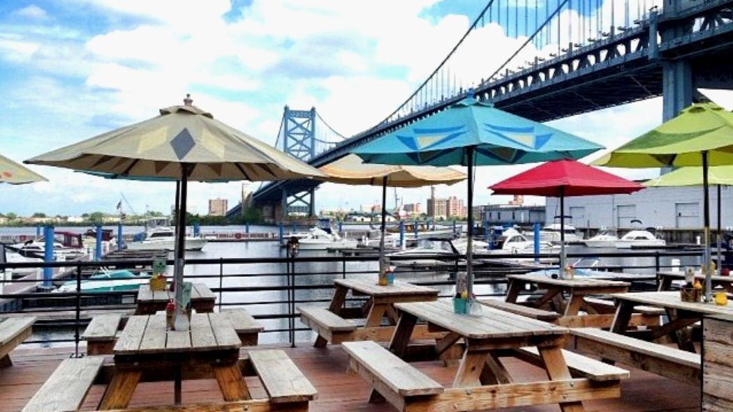 The Philly Al Fresco Heatmap: Where To Eat Outside NOW