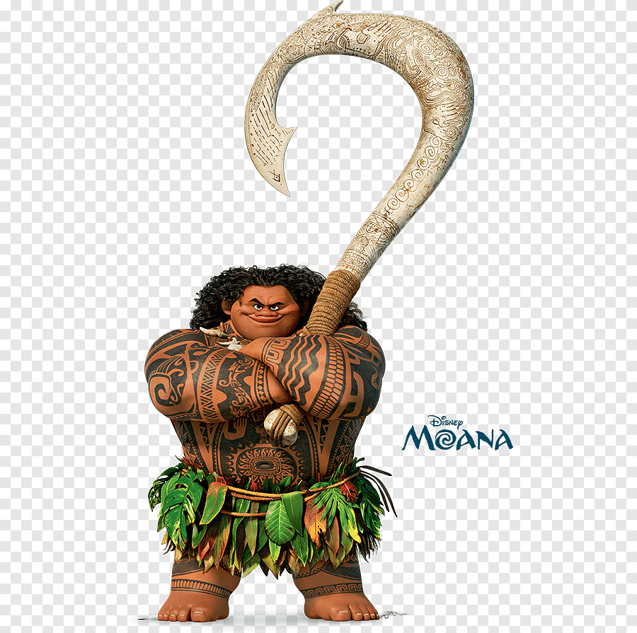 Maui Da Disney Moana Maui Hei Hei O Galo A Walt Disney Company Maui Fritada De Caranguejo Animacao Aniversario Png Moana Festa Infantil Moana Maui
