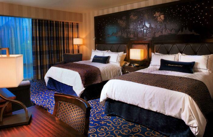 Camere Disneyland Hotel : Disneyland hotel review where history meets modern disney magic
