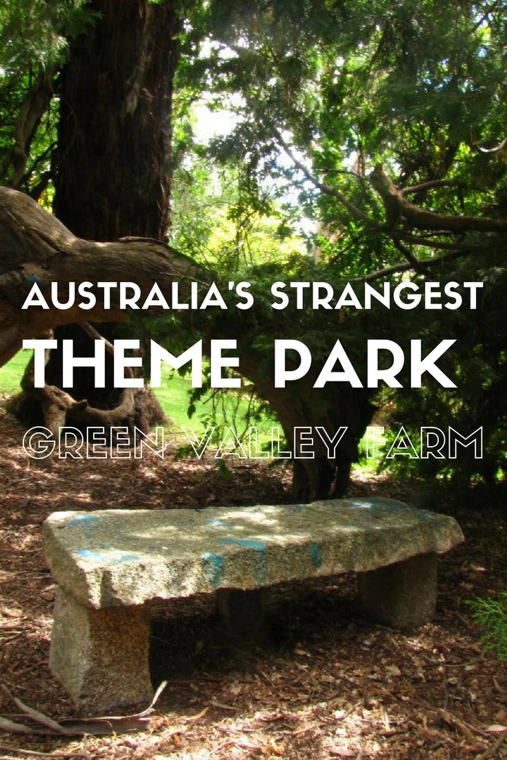Australia's Strangest Theme Park: Green Valley Farm | Australian