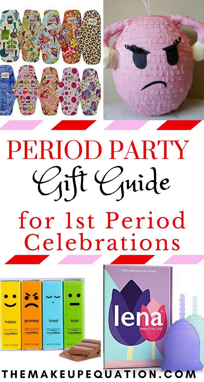 Well. girls first menstruation period