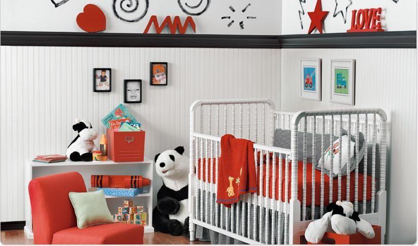 Chambre à coucher bébé | décoration chambre bébé design | Chambre ...