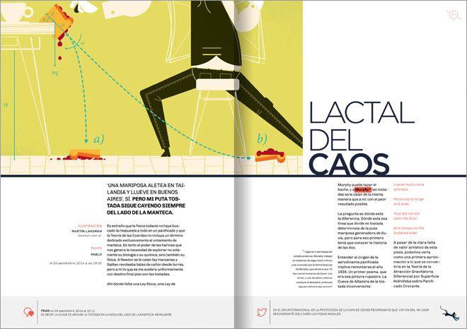 El Gato y la Caja, bella ciencia para todos | Singular Graphic Design