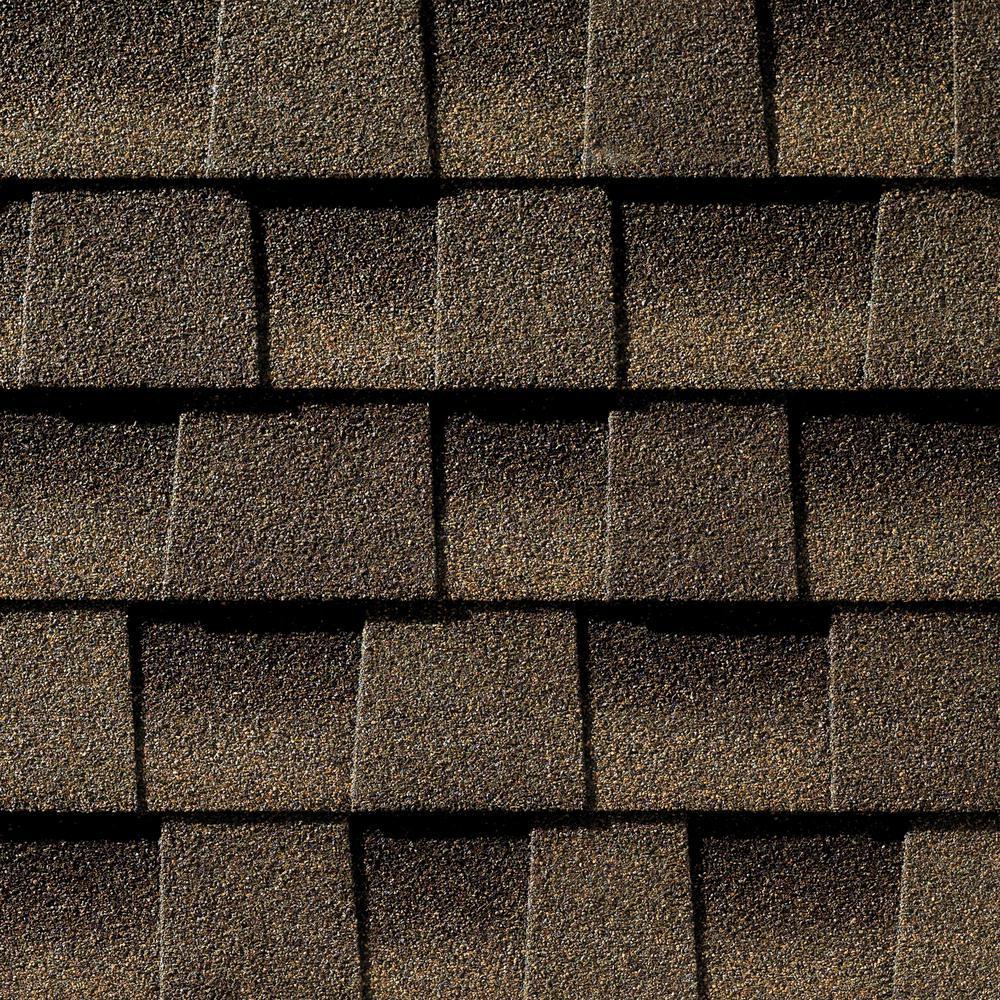 Gaf Timberline Hd Barkwood Lifetime Architectural Shingles 33 3 Sq Ft Per Bundle 0670070 The Home Depot Architectural Shingles Roof Architectural Shingles Roof Shingles