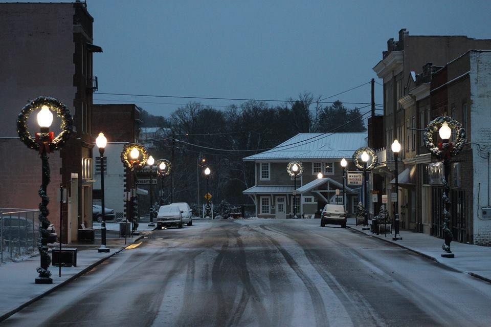 Historic Downtown Princeton Wv West Virginia Princeton West Virginia Virginia Hill