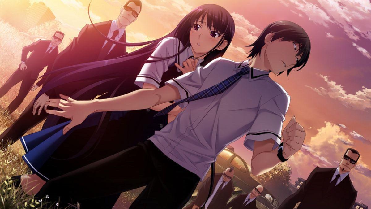 The Grisaia Trilogy 12 23 14 1 Jpg 1200 675 Anime Anime Japonais Anime