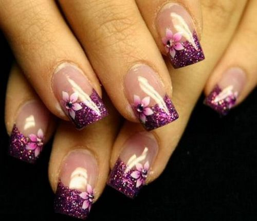 beautiful purple nails ideas Cute Nail Ideas from Gel - Beautiful Purple Nails Ideas Cute Nail Ideas From Gel Diseño Uñas