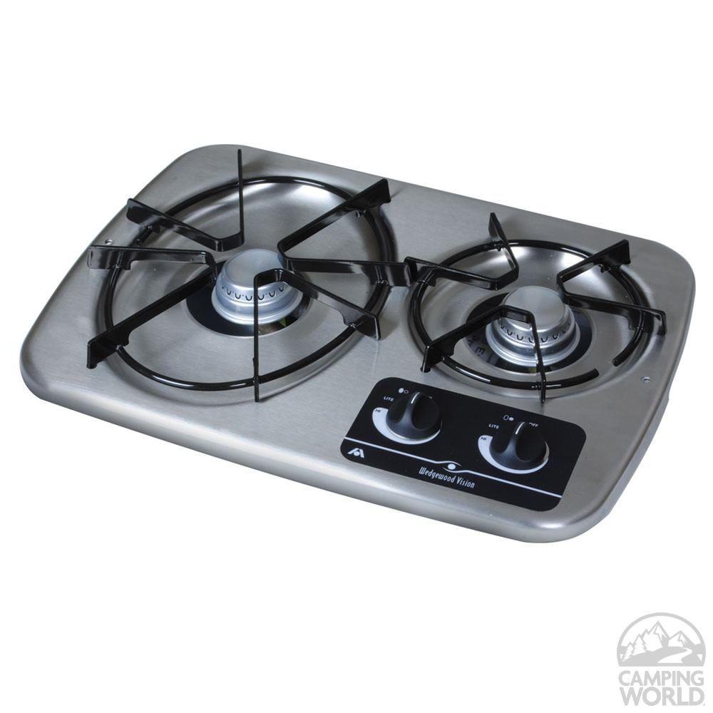 Rv Ranges Cooktops Camping World >> Small Lp Cooking Burners Van And Bus Rv Ideas Stove Compact