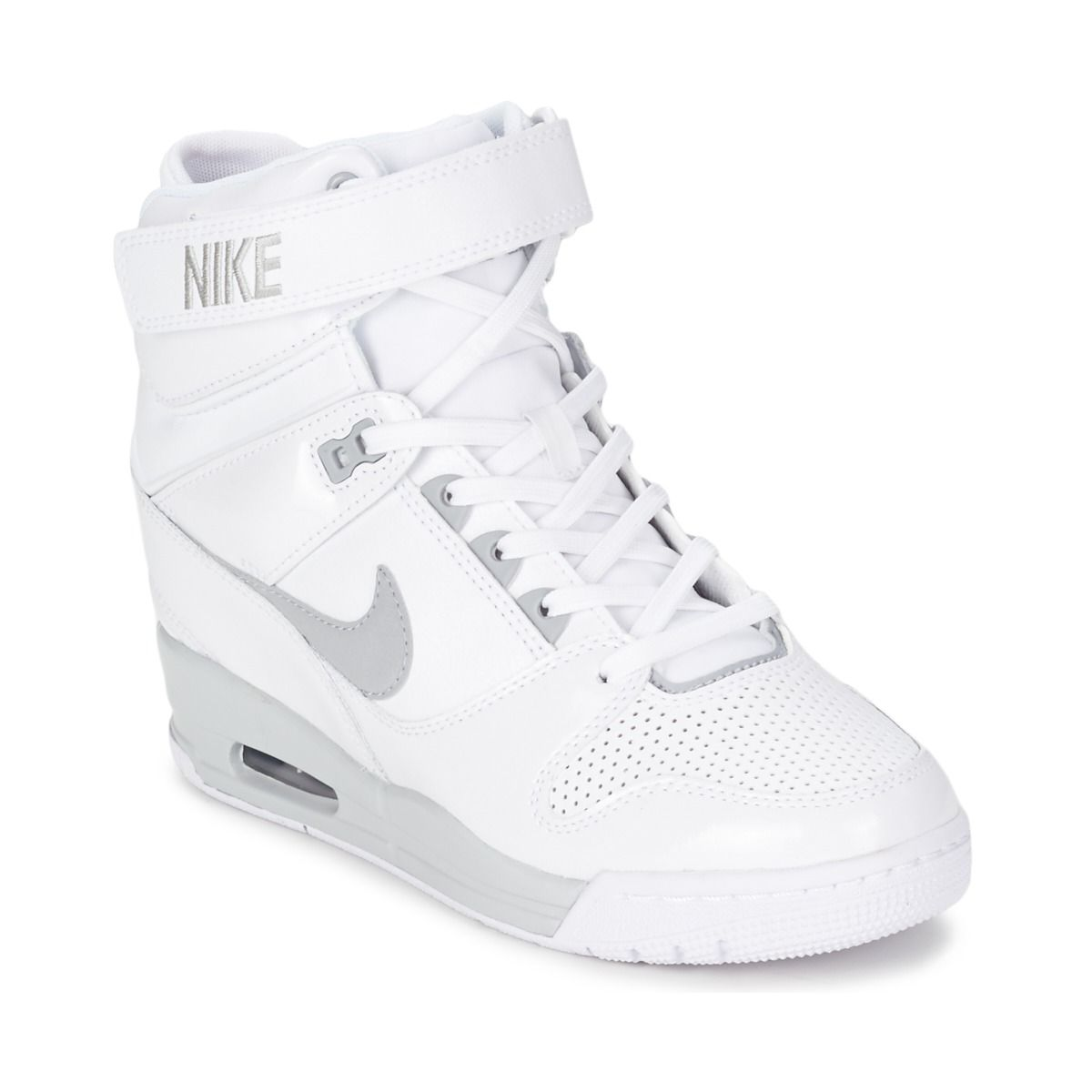 wholesale buy online fashion style Baskets montantes Nike AIR REVOLUTION SKY HI Blanc | Nike ...