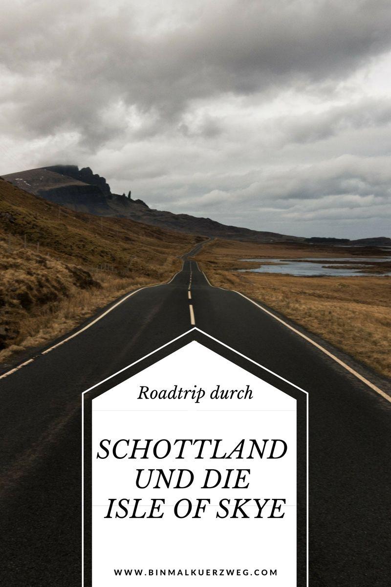 Roadtrip Schottland #aroundtheworldtrips