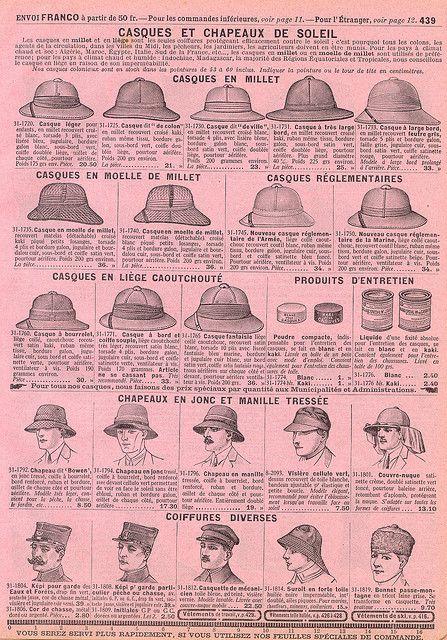 Sombreros para el sol y la aventura