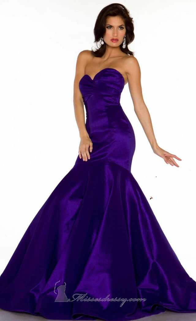 40 Amazing COUTURE DRESSES By MAC DUGGAL | Vestidos de noche, Mac ...