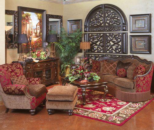 Hemispheres Furniture Store Gigi Sofa Felicia Chair By Rachlin Classics
