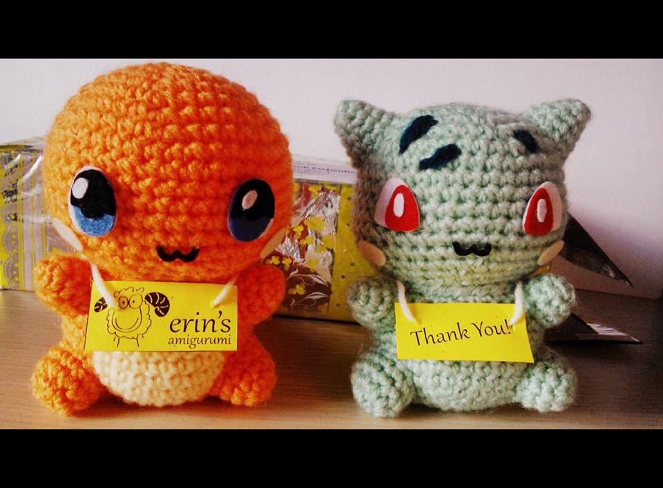 Amigurumi Charmander Pdf Pattern Instant Download Crochet